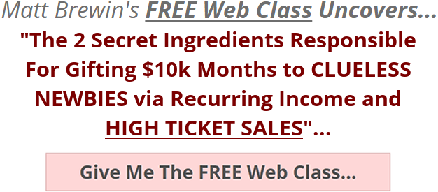 Get the FREE Web Class