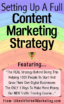 Setting Up A Full Content Marketing Strategy