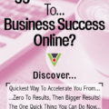 What Is The Biggest Shortcut To Business Success Online