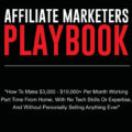 Affiliate Marketers Playbook Cover