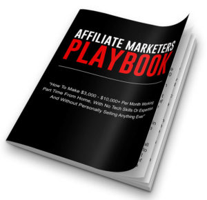 Affiliate Marketers Playbook FREE