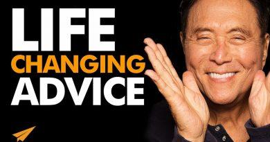 5 Pieces of Life-Changing ADVICE from Robert Kiyosaki | #MentorMeRobert