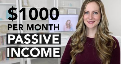 9 Passive Income Ideas (that earn $1000+ per month)