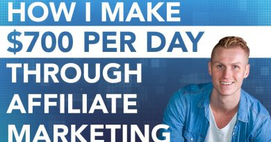 Affiliate Marketing Tutorial For Beginners | $700 per day blueprint