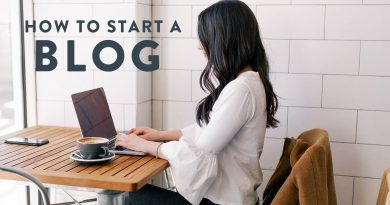BLOGGING TIPS from a Full Time Blogger
