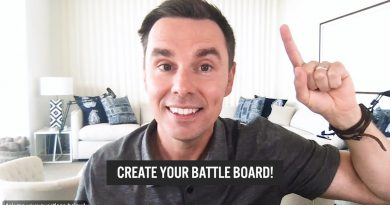 Create Your Battle Board! (My Secret to Productivity)