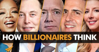 How BILLIONAIRES Think - SUCCESS Advice From the TOP | #LifeHacks