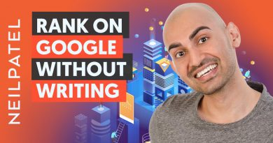 How to Rank High on Google Without Writing Content