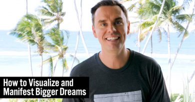 How to Visualize and Manifest Bigger Goals