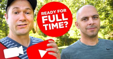 Is It A Good Time To Go Full-time On YouTube?