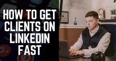 Linkedin Marketing: 3 FAST Ways To Get Clients With Linkedin Using Content [2019]