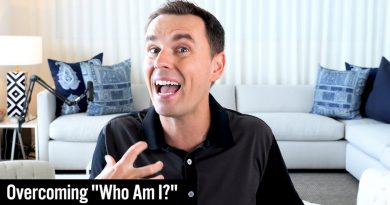 "Overcoming ""Who Am I?"""