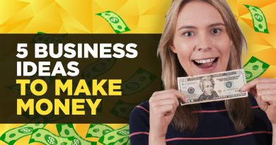 The 5 Best Online Businesses to MAKE MONEY in 2019! (Online Business Ideas)