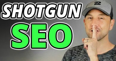 "The ""Shotgun SEO"" Plan Of Attack!  Beginner Friendly Search Engine Optimization Plan Of Action"