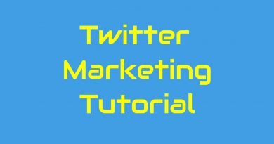 Twitter Marketing Tutorial 2019 | Social Media Marketing Course | How to Use Twitter for Beginners