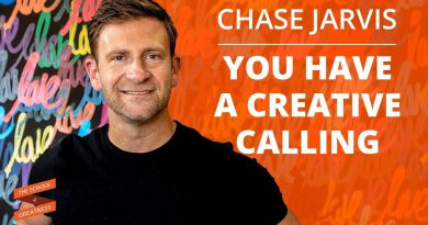 You Have A Creative Calling | Chase Jarvis and Lewis Howes