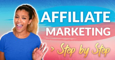 👍🏼Affiliate Marketing For Beginners 2019 - Newbie Friendly | Marissa Romero