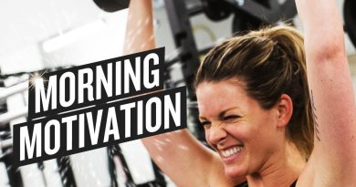 10 steps to wake up MOTIVATED EVERY MORNING!