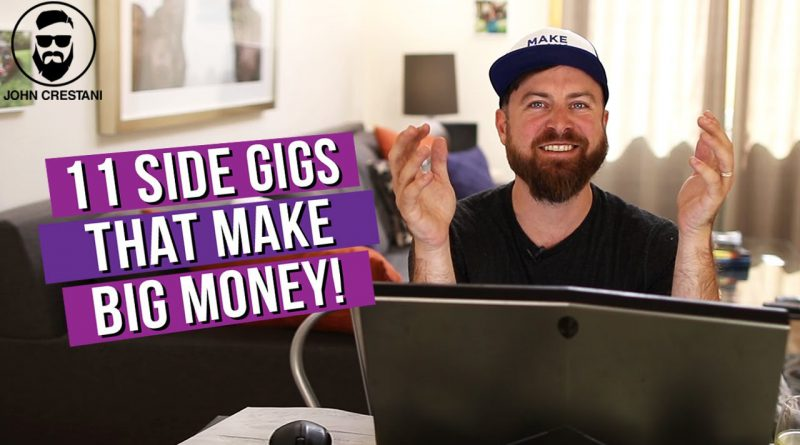 11 Best Side Hustle Ideas To Make Money In 2020 That Pay Well