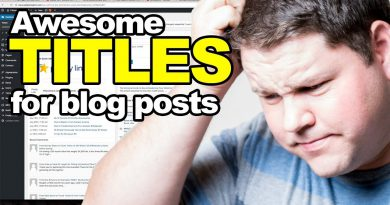 11 Blog Post Title Ideas for Massive Traffic