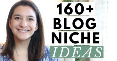 160+ Blog Niche Ideas for 2019 That Aren't Boring