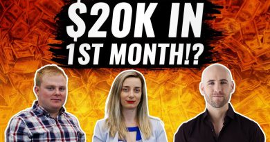 $20,000 In Their First Month Selling On Amazon! Here's How They Did It...