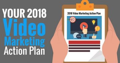 2018 Video Marketing Action Plan