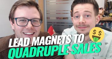 3 Lead Magnets That Will Quadruple Your Sales