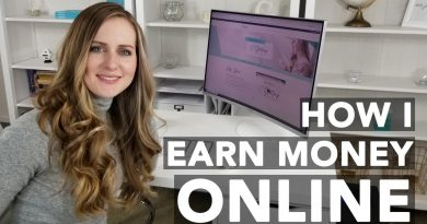 4 Ways I ACTUALLY Make Money Online