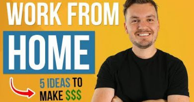 5 BEST Online Businesses 2020 (Make Money From Home)