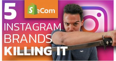 5 Brands who are KILLING IT with Instagram Marketing and HOW YOU CAN TOO!