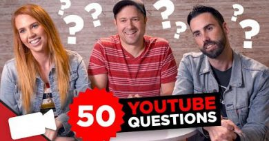50 YouTube Algorithm Qs Answered in 6 Min
