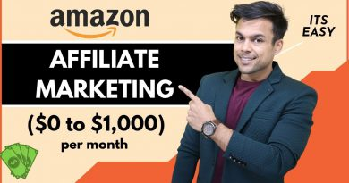 AMAZON AFFILIATE MARKETING for Beginners in 2019 (Tutorial) - Make $100 A Day