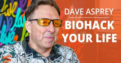 Age Backwards, Biohack Your Life and Be Superhuman | Dave Asprey and Lewis Howes