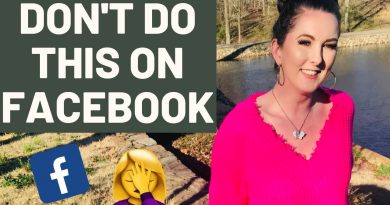 BAD Facebook Marketing Advice | DON'T DO THIS
