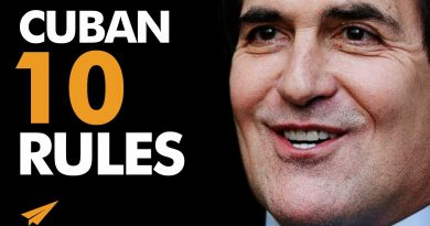 BILLIONAIRES GUIDE to Getting RICH! | Mark Cuban | Top 10 Rules