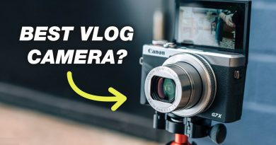Best Canon Vlogging Camera 2019?