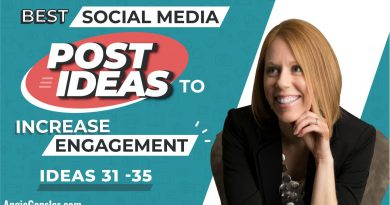 Best Social Media Post Ideas to Increase Engagement [Ideas 31 - 35]