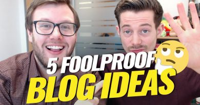 Blog Ideas   5 Foolproof Ways to Ignite Your Content