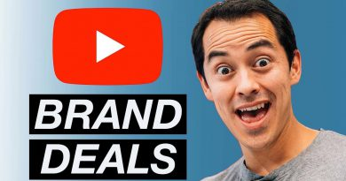Brand Deals + Small Channel- Ten Tips on getting Sponsored