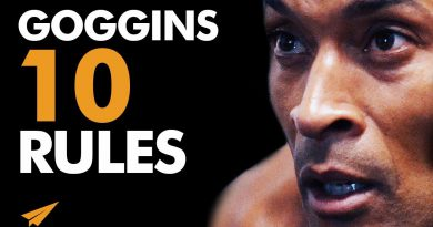 CURE LAZINESS and MASTER Your MIND! | David Goggins | Top 10 Rules