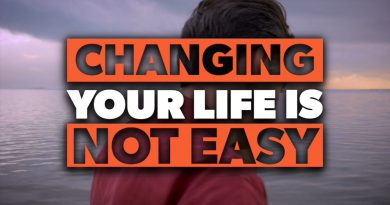 Changing Your Life Is Not Easy with Lewis Howes