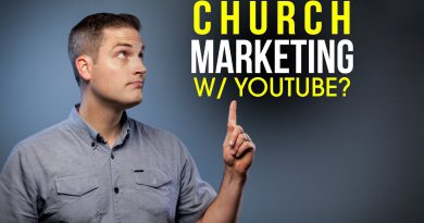 Church Marketing with YouTube (10 Tips)