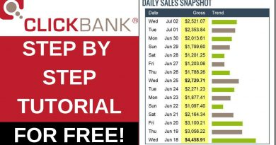 Clickbank For Beginners 2019 - Make Money With Clickbank For FREE [Step By Step]