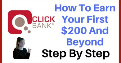 Clickbank For Beginners - How To Make Your First $200 And Beyond Step By Step