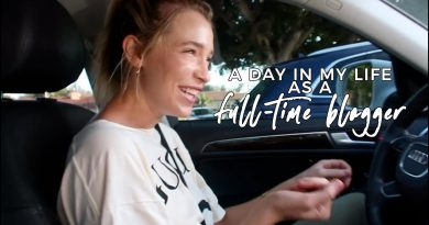 Day in My Life as a Blogger | Work, New Tattoo, Blogging Tips!