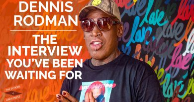 Dennis Rodman: Emotions, Individuality and Being Great with Lewis Howes