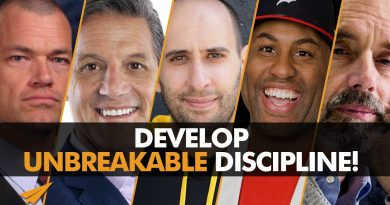 Develop UNBREAKABLE DISCIPLINE! | #LifeHacks