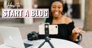 Do This Before you Start Your Blog! | Blogging Basics for Beginners | Nakisha Wynn