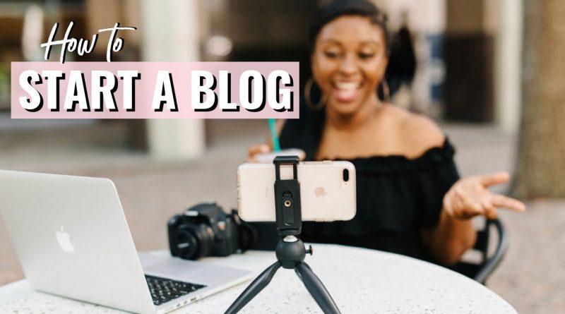 Do This Before you Start Your Blog!   Blogging Basics for Beginners   Nakisha Wynn